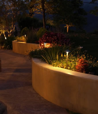 thousand oaks landscape lighting